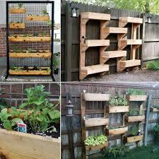 Garden Diy Crafts - vertical herb garden diy gardening ideas