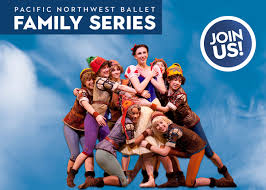 family packages pacific northwest ballet