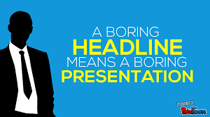 Resume Headers And Headlines How To Write Good Resume Headlines by 91 Awesome Headline Formulas To Make Your Presentations Instantly