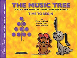 the tree student s book time to begin a plan for musical