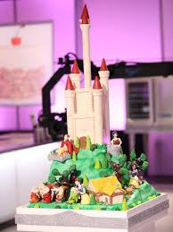 winning designs from cake wars champs cake wars food network