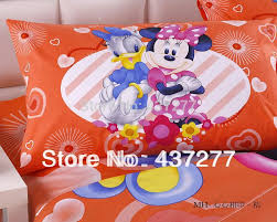 Minnie Mouse Twin Comforter Sets Bed Sheet Flat Picture More Detailed Picture About Minnie Mouse