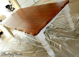 white dining room sets bentleyblonde diy farmhouse table u0026 dining set makeover with