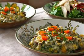 nava s thanksgiving risotto thanksgiving recipe vegenista