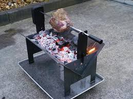 Fire Pit Rotisserie by The Wedge Deluxe 240v Spit Rotisserie Kit U2013 Fire Pits Direct