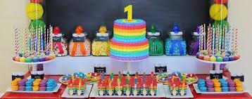 birthday themes for boys kara s party ideas rainbow themed birthday party planning