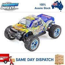 hsp rc model monster trucks ebay