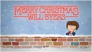 a stranger things christmas youtube