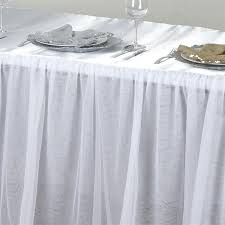 6ft Table Cloth by Tablecloths Chair Covers Table Cloths Linens Runners Tablecloth