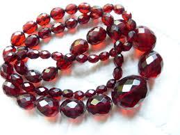 red antique necklace images Amber bernstein jewelry beadart austria jpg