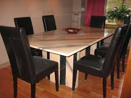round marble dining table bm modern room furniture home design