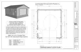 g507 20 x 24 8 garage plans guest house 2024 324 luxihome