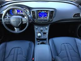 2015 Chrysler 200s Interior Duke U0027s Drive 2015 Chrysler 200s Review Chris Duke