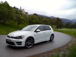 2015 Golf R Colors First Drive 2015 Volkswagen Golf R Driving