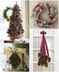 diy christmas decorations diy christmas décor ideas using pine cones u2022 recyclart