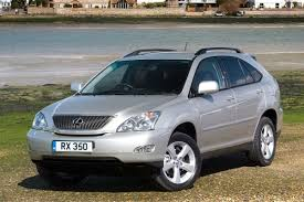 lexus rx 350 lexus rx350 2006 car review honest john