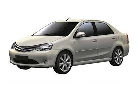 indian toyota cars toyota etios economy car rental india by car and driver