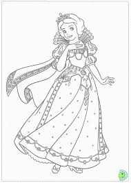 disney princess christmas coloring pages coloring home