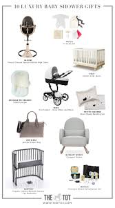 luxury baby shower gifts for the new tot in your life thetot