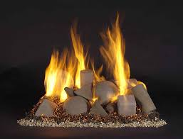 alternative gas fireplace log alternatives gas log fireplaces