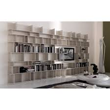 buy wally modular bookcase by cattelan italia