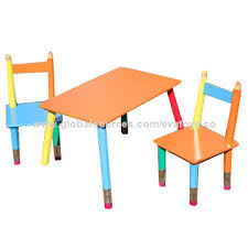 china 2015 portable mdf children u0027s study table and chair sets in