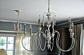 Country Light Fixtures Paper Butterfly Chandelier Decorative French Country Chandelier On