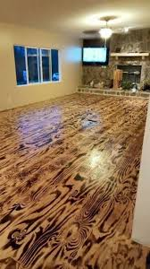 Affordable Flooring Options Burnt Plywood Floors Affordable Flooring Options 3 Seo2seo
