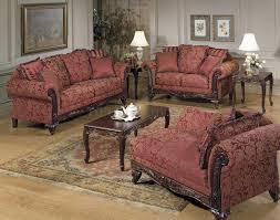Traditional Living Room Set Soft Brown Sofa Set For Interior Traditional Living Room White