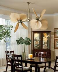 Dining Room Ceiling Fans With Lights Ceiling Fans Light Blue Living Dining Room With Ceiling Fan Fanâ