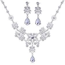 jewelry sets women s wedding jewellery sets fashion earrings pendant