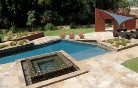 triyae com u003d backyard pool and spa various design inspiration