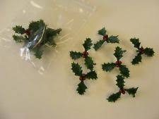 Christmas Cake Decorations Plastic by Plastic Christmas Cake Decorations Ebay