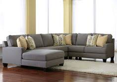 sectional sofa styles living room decor ideas glamorous chic in grey and pink color