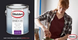 glidden high endurance grab n go interior paint