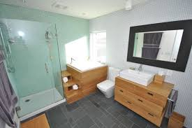 japanese shower small bathroom with modern fixtures including walk in shower and
