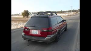 subaru outback lowered 1997 subaru outback transformation pt 2 youtube