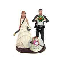 superman wedding cake topper custom superman and groom wedding cake toppers