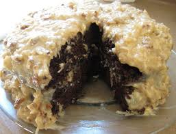 made by nicole rich chocolate beet cake with coconut pecan frosting