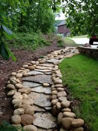 how to install a dry creek bed dry creek bed dry creek and yards
