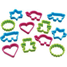 wilton 101 cookie cutter set co uk kitchen home