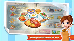 rising super chef cooking game android apps on google play