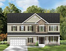 manor house builder floor plans in maryland