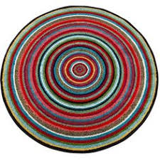 Designer Wool Area Rugs Eclectic Designer Wool Rug Blue Rust Purple 7 655 Php Liked