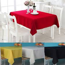 table covers for party table cover cloth party tablecloth rectangle theme cotton blend