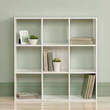 sauder 4 shelf bookcase sauder organizer bookcase soft white walmart com