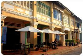 French Colonial Architecture Kampot Kampot Cambodia A Lovely Riverside Town With