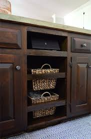High Line Kitchen Pull Out Wire Basket Drawer Best 25 Basket Drawers Ideas On Pinterest Closet Built Ins