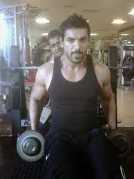 john abraham workout and gym diet plan body building workout and