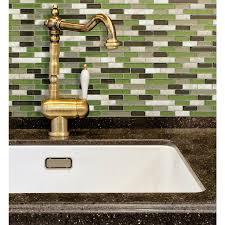 Peel And Stick Tile Backsplash Muretto Eco Smart Tiles - Smart tiles backsplash